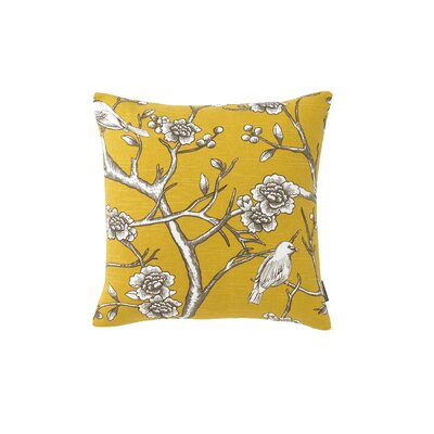 Vintage Blossom Pillow Size: 18 x 18