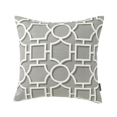Vreeland Brindle Pillow Size: 18 x 18