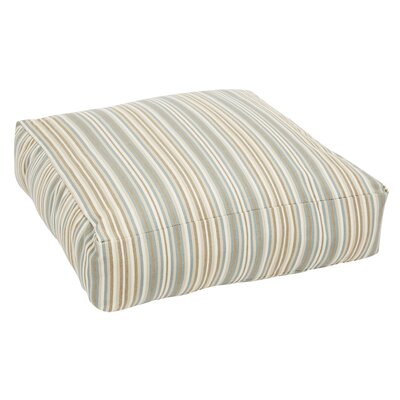 Cavisson Indoor/Outdoor Sunbrella Floor pillow
