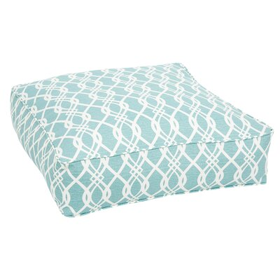Brookwood Indoor/Outdoor Floor pillow