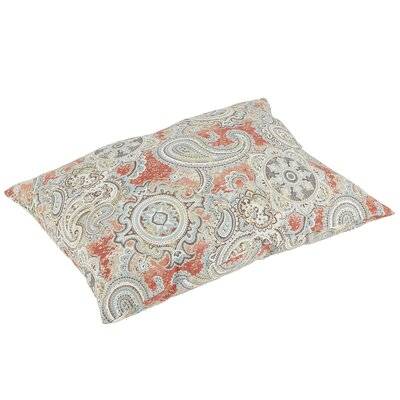 Lebaron Knife Edge Outdoor Floor Pillow