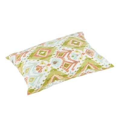 Fealty Knife Edge Indoor/Outdoor Floor Pillow