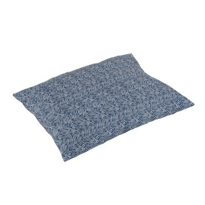 Trinity Piped Edge Outdoor Floor Pillow