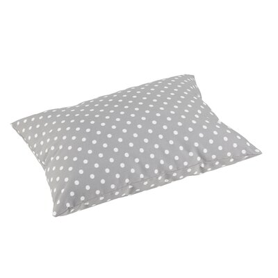 Alleyne Knife Edge Indoor/Outdoor Floor Pillow