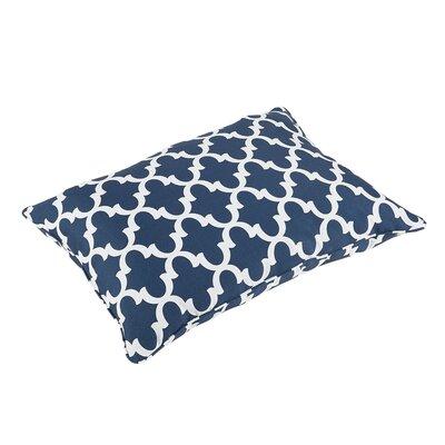 Amstel Piped Edge Indoor/Outdoor Floor Pillow