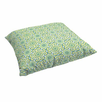 Zelda Knife Edge Indoor/Outdoor Floor Pillow