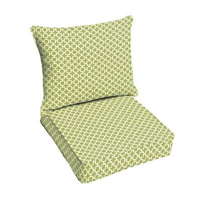 Pear Outdoor Lounge Chair Cushion