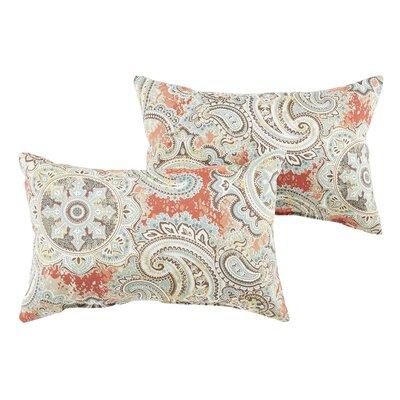 Aravale Indoor/Outdoor Lumbar Pillow