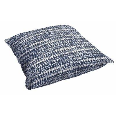 Demers Square Graphic Indoor/Outdoor Floor Pillow