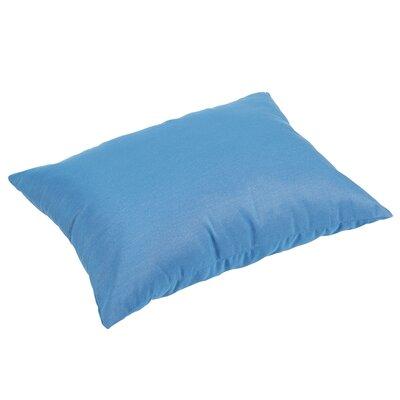 Melitta Sunbrella Knife Edge Indoor/Outdoor Rectangle Floor Pillow