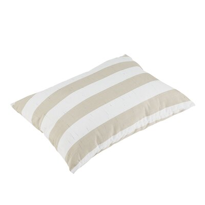Calgary Rectangle Knife Edge Outdoor Sunbrella Floor Pillow