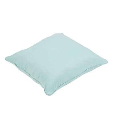 Colville Solid Indoor/Outdoor Square Floor Pillow