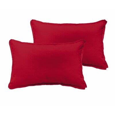 Fantina Polyester Lumbar Pillow Size: 12 x 24