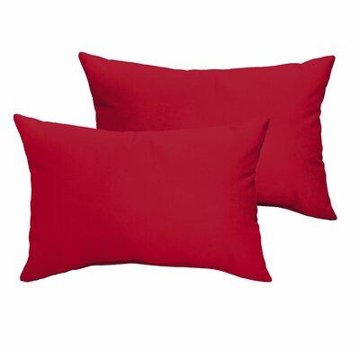Fantine Polyester Lumbar Pillow Size: 12 x 24