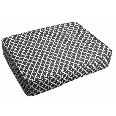 Samantha Chainlink Oudoor Floor Pillow