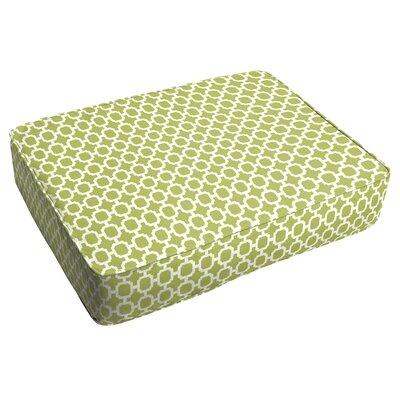 Samantha Chainlink Outdoor Floor Pillow