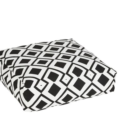 Hinnant Square Indoor/Outdoor Floor Pillow
