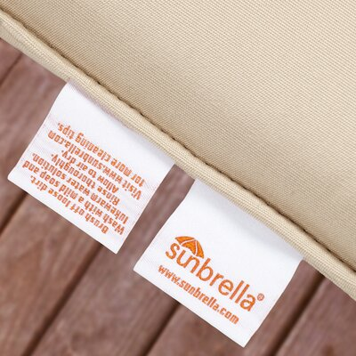 Devon Sunbrella Outdoor Lumbar Pillow