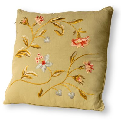 Decorated Throw Pillow