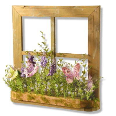Faux Lavender Window Decor RAS-15522CT