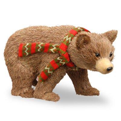 """9"""" Bear Cub Figurine THDA5610 42860770"""