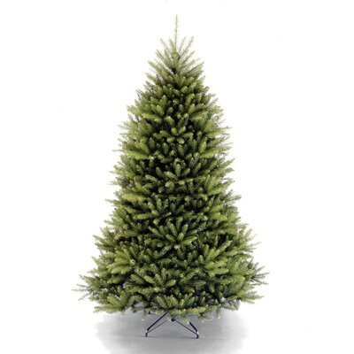 Furniture-National Tree Co. Dunhill Fir 7' Green Artificial Christmas Tree
