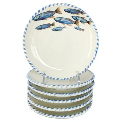 """Lake Fish 5.75"""" Small Bread and Butter Plate"""