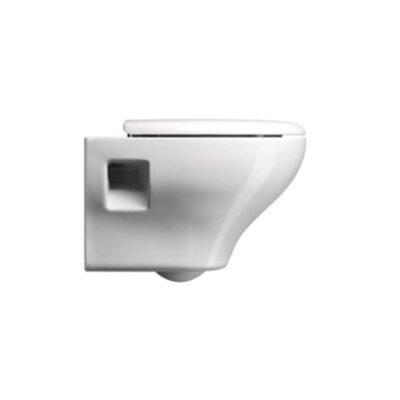 City Contemporary 1.2 GPF Round Toilet Bowl