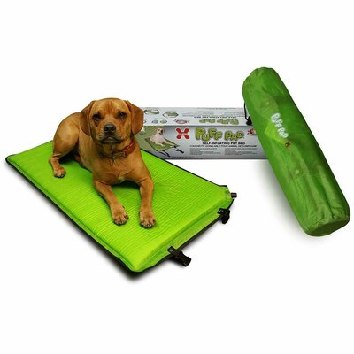 Hugs Pet Products Puff Pad Dog Self-Inflating Mat
