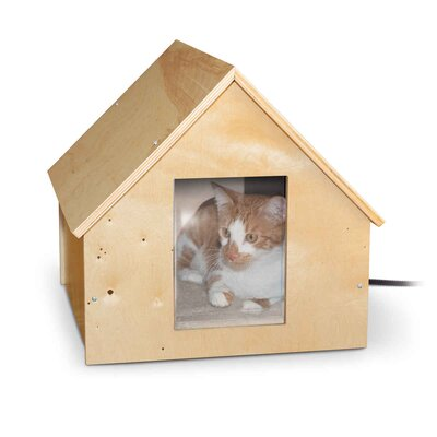 Birdwood Manor Thermo-Kitty Cat House