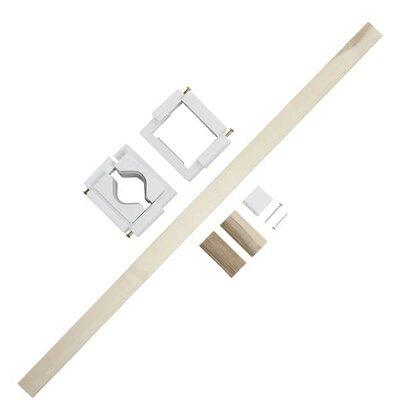 Kidco Stairway Gate Installation Kit - No Drilling