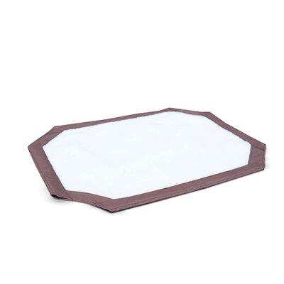 Self-Warming Pet Cot Cover Size: Medium (32 W x 32 L)