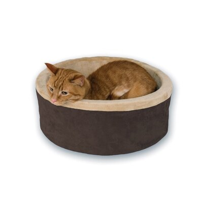 Thermo-Kitty Bed Size: Small (16 W x 16 D x 6 H)