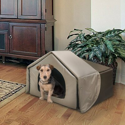 Richell Convertible Hooded Pet Bed