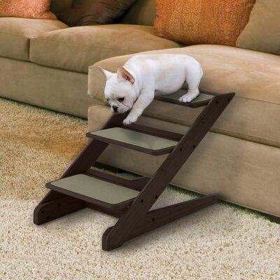 Richell V1 3 Step Pet Stair