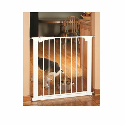 Kidco Command Pressure Pet Gate Size: 29.5 H x 32 W x 1 D