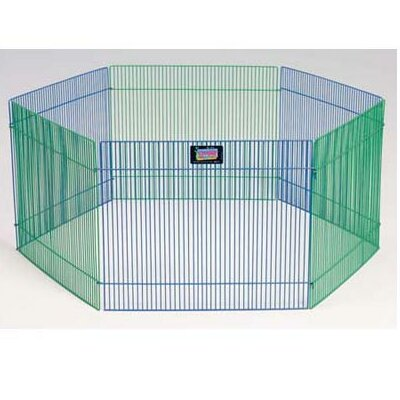 19 Midwest 6 Panels Pet Pen