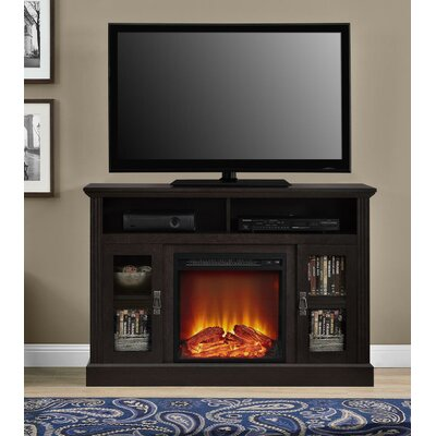 Cristemas Fireplace TV Console