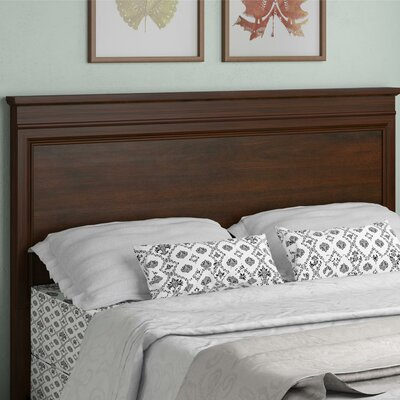 Hanover Creek Full/Queen Wood Headboard Color: Divine Cherry