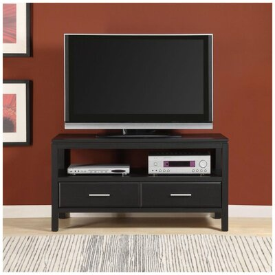 Cheap Altra Altra 50″ TV Stand in Black Ash (HQZ1002)