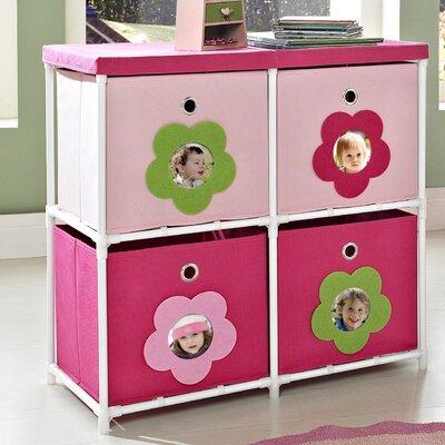Altra Kids' 4 Cube Toy Organizer 5816196