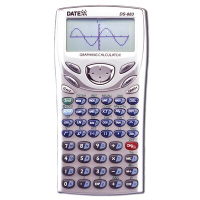 Datexx 889 Functions Graphing Scientific Calculator at Sears.com