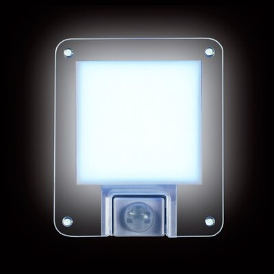 ZenLight Japanese Design 16-LED Motion Sensor Light