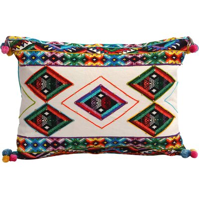Rebecca Embroidered Pillow