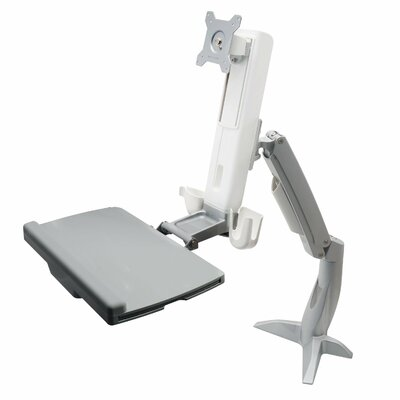 Dyconn Height Adjustable Desk Mount