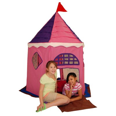 Bazoongi Kids Special Edition Fairy Princess Castle Play Tent