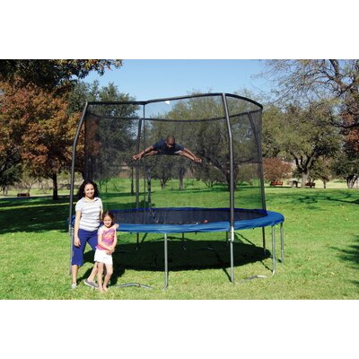 Bazoongi Orbounder 12' Trampoline and Enclosure at Sears.com