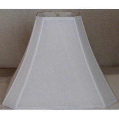 "15"" Shantung Bell Lamp Shade WLF61512SQCR"