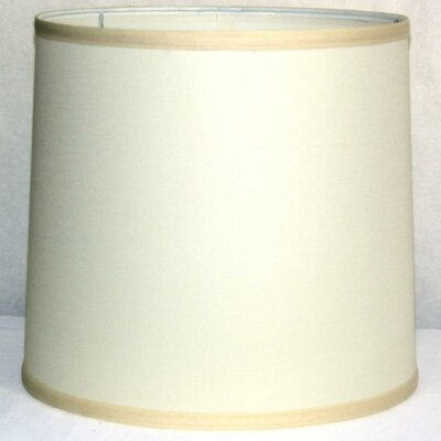 13 Linen Drum Lamp Shade