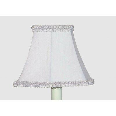 6 Silk Bell Candelabra Shade
